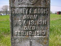 Sidney E. Addis