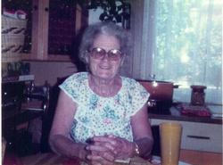 Mabel Ione <i>Conner</i> Taylor Strickland