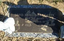 Boyd Hollis Baggarly