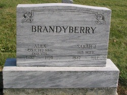 Sarah Jane <i>Everhart</i> Brandyberry