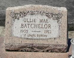 Ollie Mae <i>Culberson</i> Batchelor