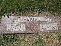 Florence V Adkins