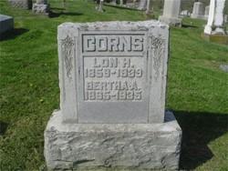 Bertha Alice <i>Overstake</i> Corns