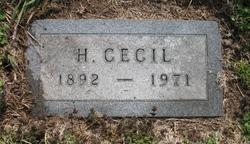 Harry Cecil Crandall