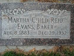 Martha <i>Child</i> Baker