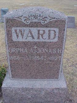 Orpha Ann <i>Reager</i> Ward