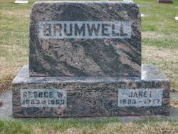 George Wellington Brumwell