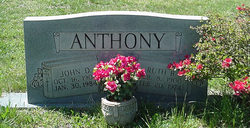 John D. Anthony