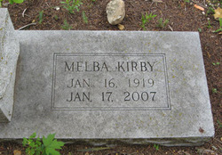 Melba <i>Kirby</i> Blocker
