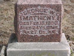 George W. Matheny