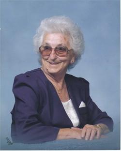 Beulah Elisabeth <i>Newfarmer</i> DeRossett