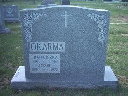 Franciszka Frances <i>Kurpiel</i> Okarma