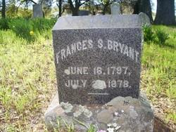 Frances S Bryant