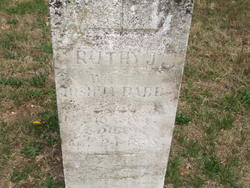Ruth Julian Cozart <i>Crabtree</i> Babb