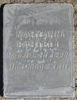 Mary Anna Bastedo