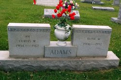 Curtis Wesley Joe Adams