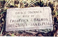 Grace Estelle <i>Skinner</i> Balmos