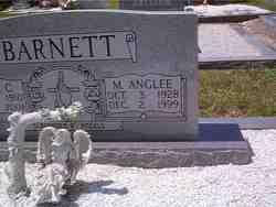 M Anglee Barnett