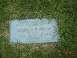 Herbert Franklin Wright