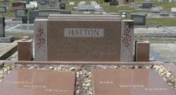 Betty Jo <i>Barwick</i> Hatton