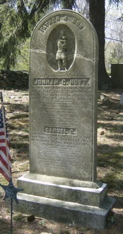 Capt Jonnah C. Hoyt