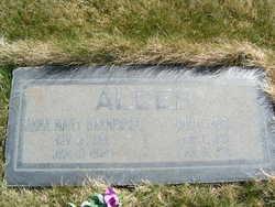 Anna Mary <i>Barnhurst</i> Alger
