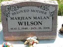 Marjean <i>Malan</i> Wilson