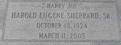 Harold Eugene Harry Joe Sheppard, Sr