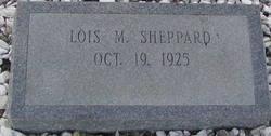 Lois M. Sheppard