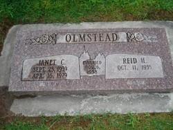 Janet <i>Corbridge</i> Olmstead