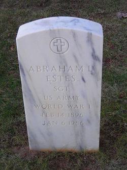 Abraham Lincoln Estes