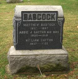 Abbie Jane <i>Cayton</i> Babcock