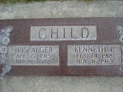 Kenneth Patterson Child