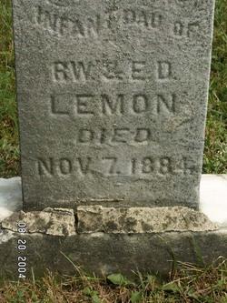 Infant Lemon