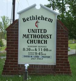 Bethlehem UMC Cemetery