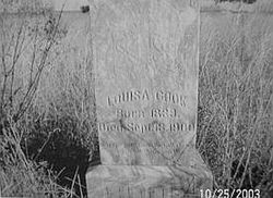 Louisa <i>Funk</i> Cook
