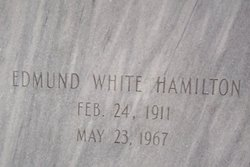 Edmund White Hamilton