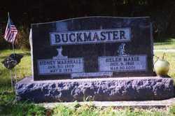 Helen Marie <i>Hoff</i> Buckmaster