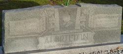 Susie <i>Alderman</i> Albritton