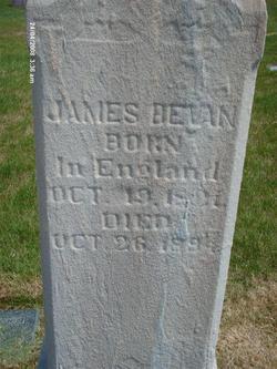 Pvt James Bevan