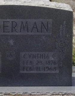 Cynthia C. <i>Taylor</i> Alderman