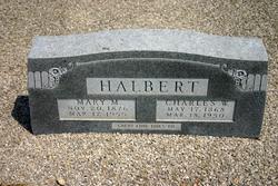 Mary Magdalene <i>Graves</i> Halbert