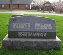 Myrta M. <i>Yarian</i> Stewart