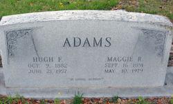 Maggie <i>Ray</i> Adams
