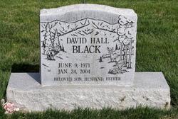 David Hall Black