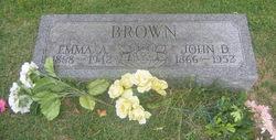 Emma Almetta <i>Foos</i> Brown