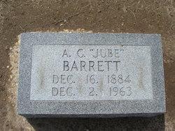 A G Jube Barrett