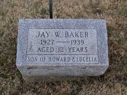 Jay W Baker