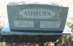 Ethel A. <i>Atkins</i> Ashburn