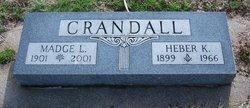 Madge L <i>Smith</i> Crandall